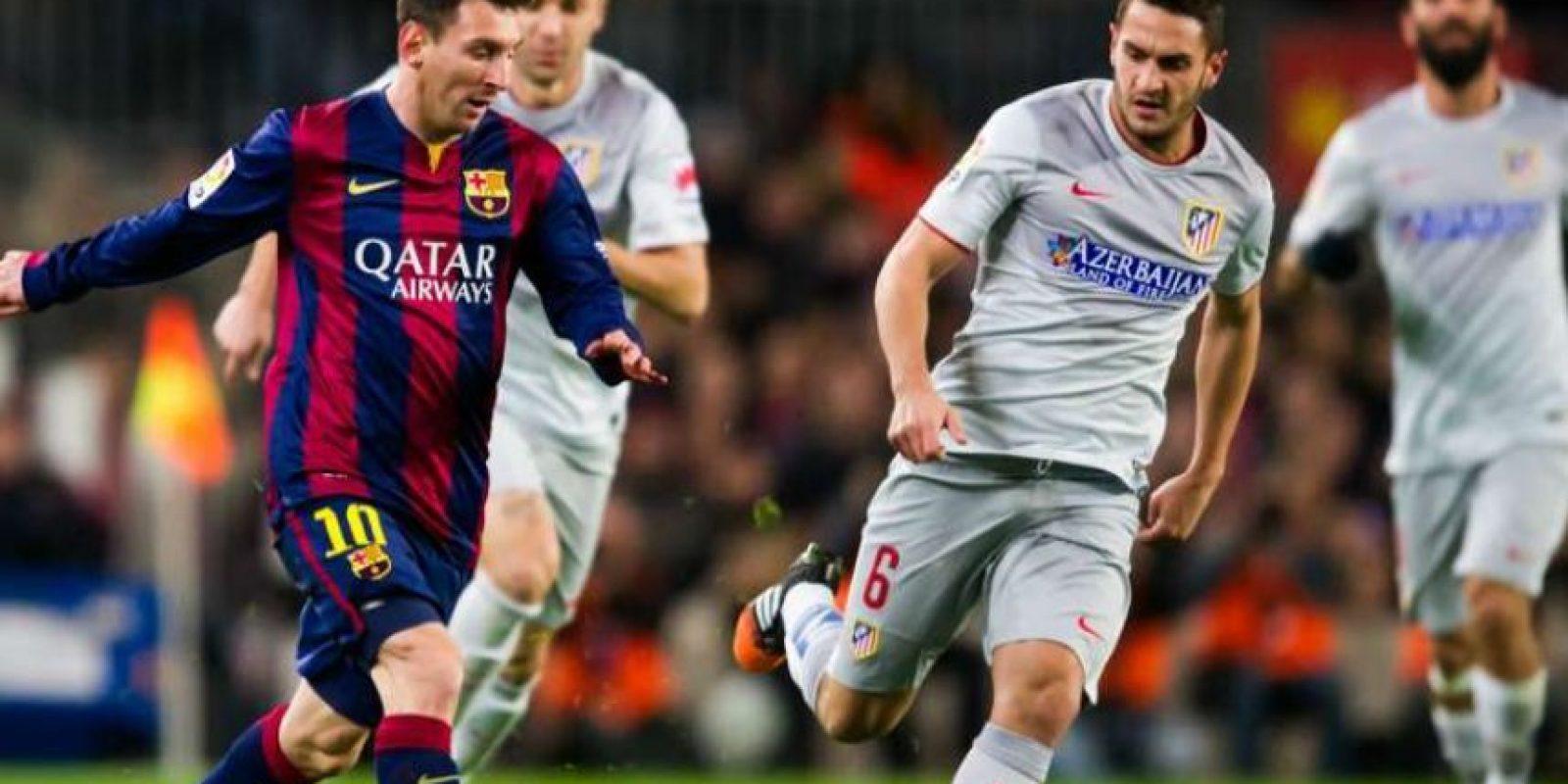 14. En la Copa contra el Atlético, 21-01-2015. Foto:Publinews