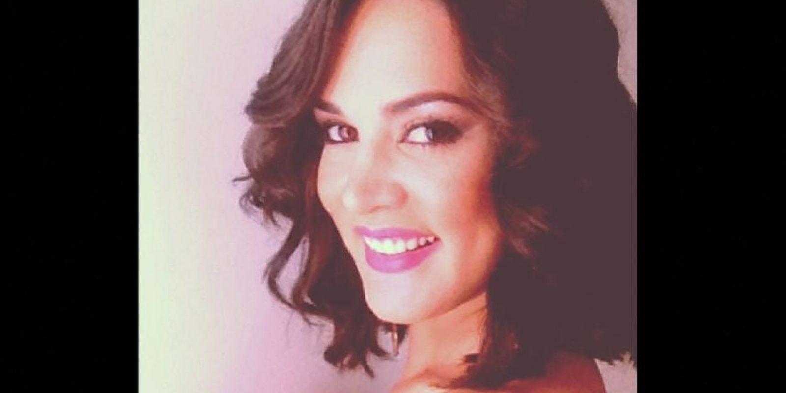 La actriz, modelo y reina de belleza venezolana que fue asesinada el pasado 6 de enero de 2014 junto con su esposo durante un asalto en una carretera de ese país. Al momento de su muerte, Spear estaba de vacaciones con su esposo e hija, que sobrevivió al ataque armado, en una provincia de su natal Venezuela. Foto:Instagram/monicaspear