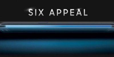 Se observa la pantalla curva del nuevo dispositivo. Foto:T-Mobile