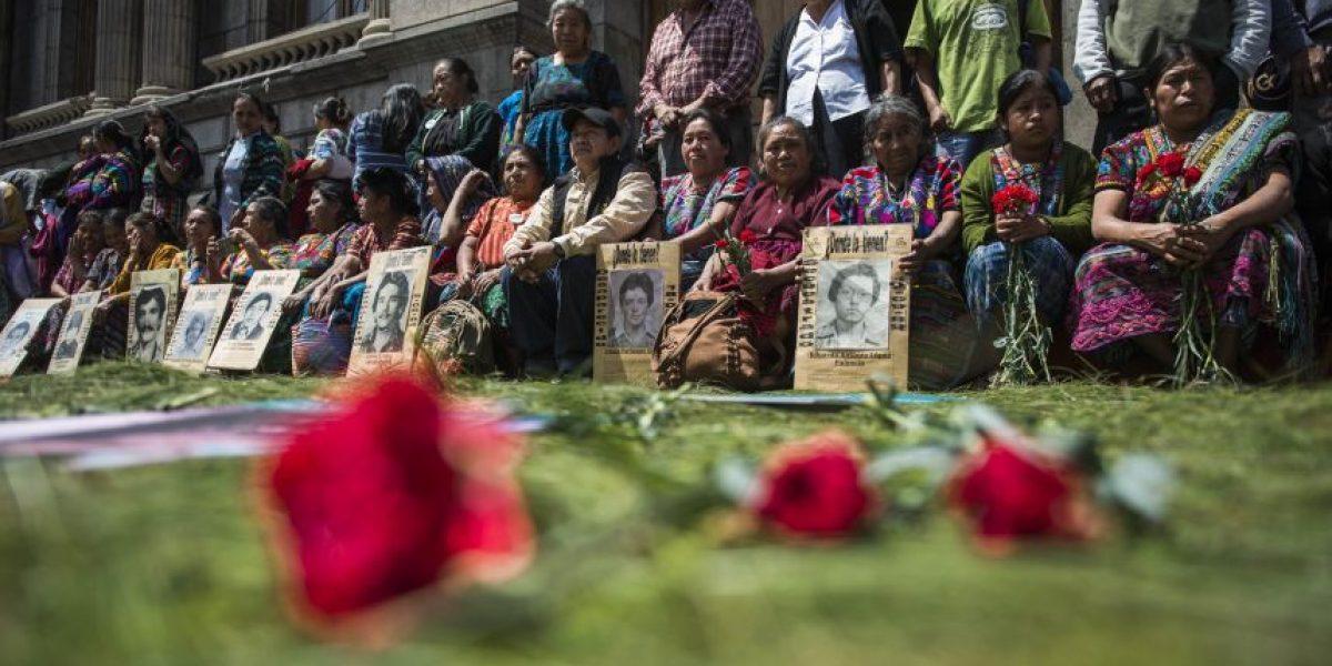 Familiares dignifican las víctimas del conflicto armado