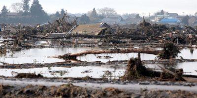 3. Tras el terremoto la planta de Fukushima tuvo un accidente nuclear. Foto:Getty