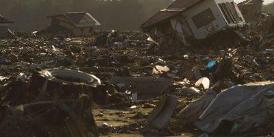 8. 7. Más de 45 mil personas fueron evacuadas, luego de que las autoridades catalogaran el incidente como 4 en una escala de 7 de peligrosidad. Foto:Getty