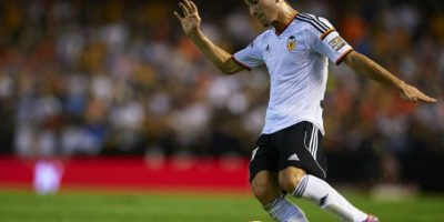 El futbolista del Valencia tiene 20 años Foto:Getty