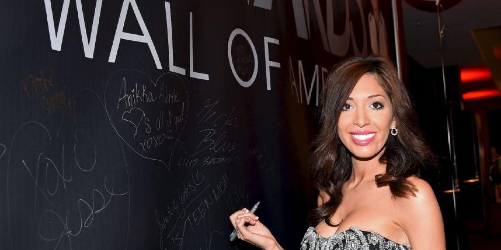 11. La actriz con más parejas sexuales en un día se llama Lisa Sparks, con 919 personas. Foto:Getty Images