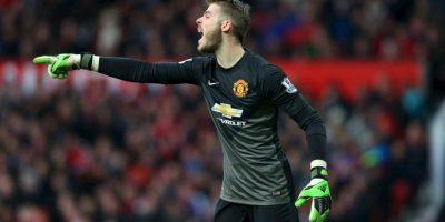 El portero del Manchester United sería el sustituto ideal de Iker Casillas Foto:Getty