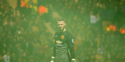 3. David De Gea Foto: Getty