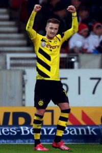 2. Marco Reus Foto: Getty