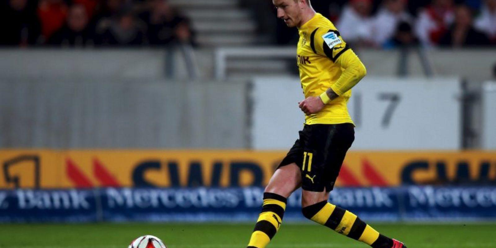 Una ampliación de su contrato con el Borussia Dortmund supone un fichaje muy costoso para el equipo blanco Foto:Getty