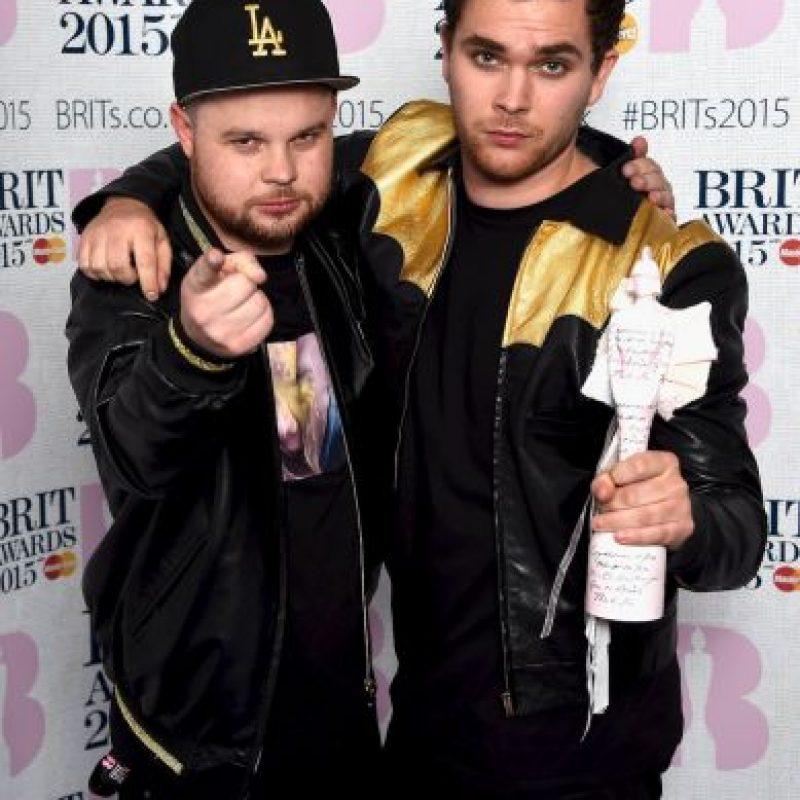 Mejor grupo británico del año – Royal Blood Foto:Getty Images