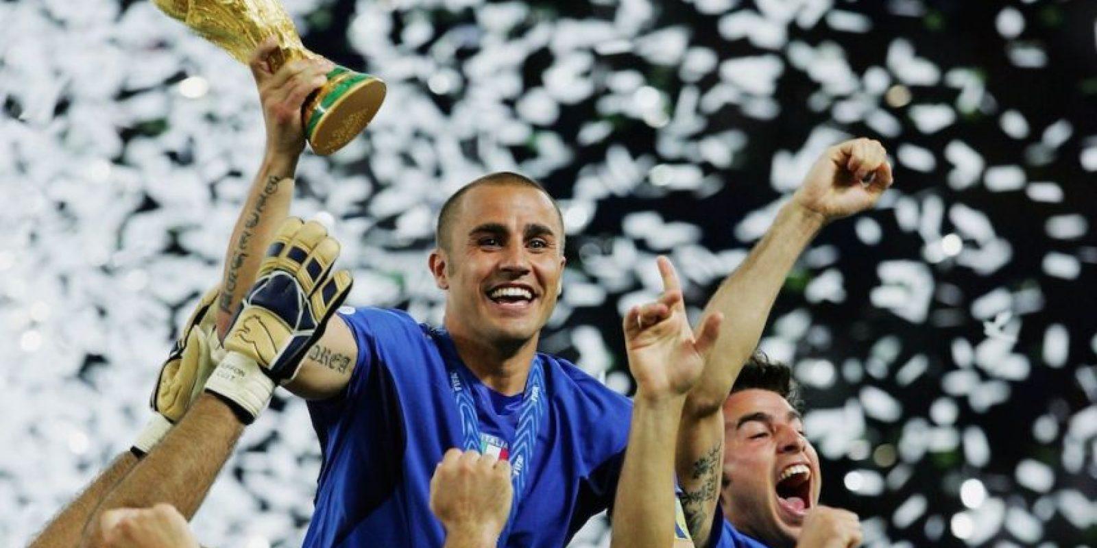 Fabio había roto un cordón policial para entrar de forma ilegal a su hogar. Foto:Getty Images