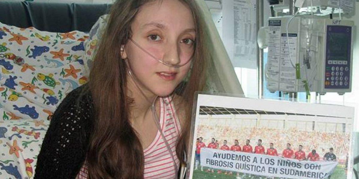 VIDEO. Adolescente le pide a Bachelet que la deje morir