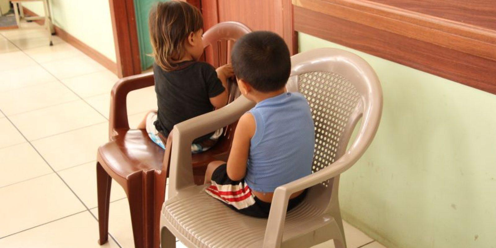 Más niños Foto:PNC