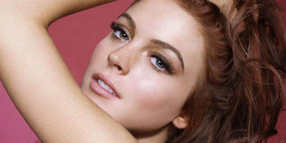 FOTOS. Lindsay Lohan se abstendrá de tener relaciones por un año