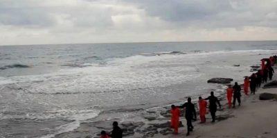 1. Recientemente ISIS decapitó a 21 cristianos egipcios en Libia. Foto:AP