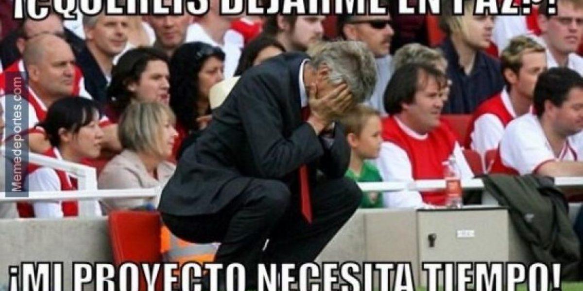 Dolorosa derrota del Arsenal genera burlas en las redes sociales