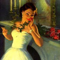 En el caso de las mujeres, este fue Soraya. Foto:Pinterest
