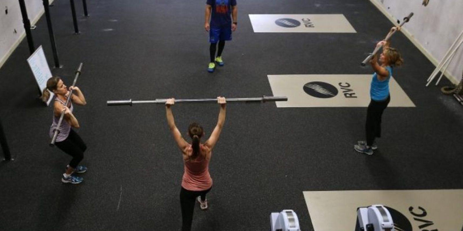 Hay dos tipos principales de ejercicio rápido: fitness y de fuerza. Foto:Getty Images