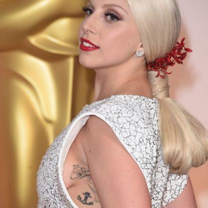 Fueron hechos para complementar el vestido. Foto:Getty Images