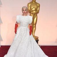 Gaga agradeció en Facebook al equipo del creador. Foto:Getty Images