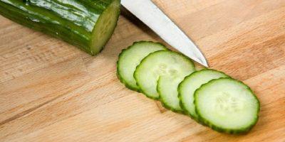 1. Pepino. Es el alimento menos adictivo según la investigación. Obtuvo un rating de 1.53 Foto:Pixabay