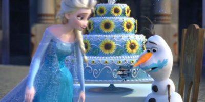 """Originalmente """"Elsa"""" iba a ser la villana de la película, pero cuando los productores escucharon """"Let it Go"""" decidieron que no había nada de malo en una chica con poderes que desarrollara seguridaden sí misma Foto:Disney"""