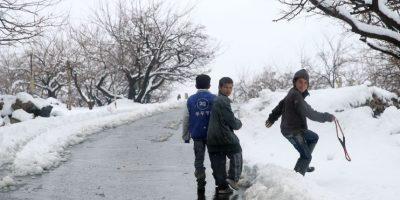 El Gobierno está tratando de mandar la ayuda necesaria. Foto:AP