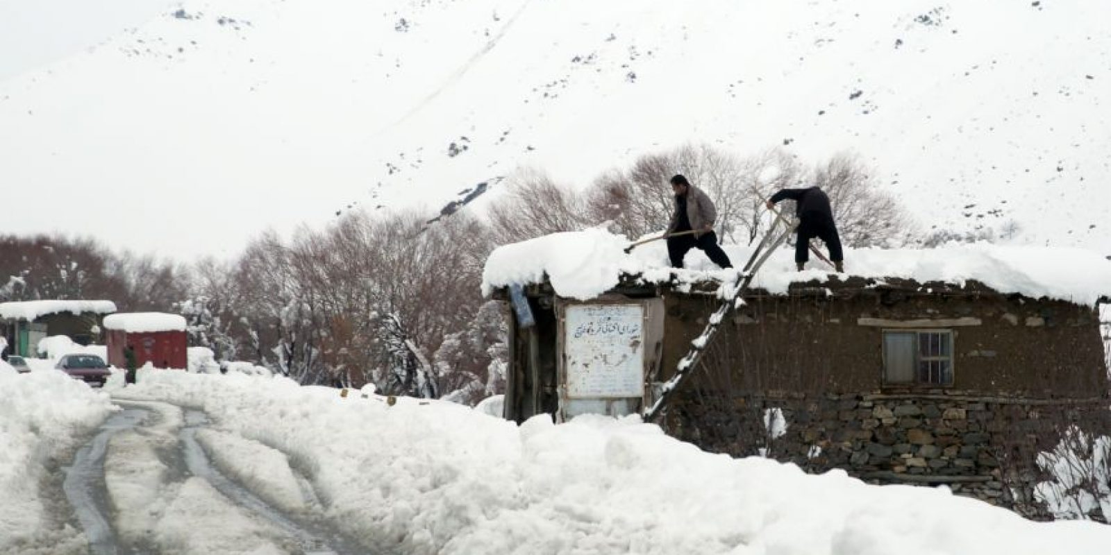 Las avalanchas son comunes en dicha región. Foto:AP