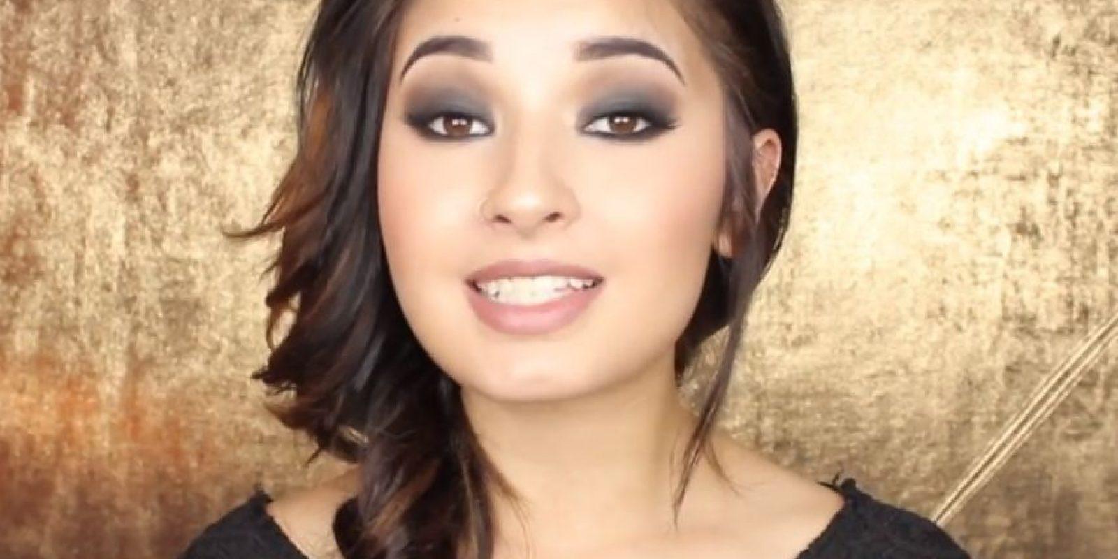 Se hizo popular desde 2012 con sus tutoriales de maquillaje y su versatilidad. Foto:Laura Sánchez Makeup/Youtube