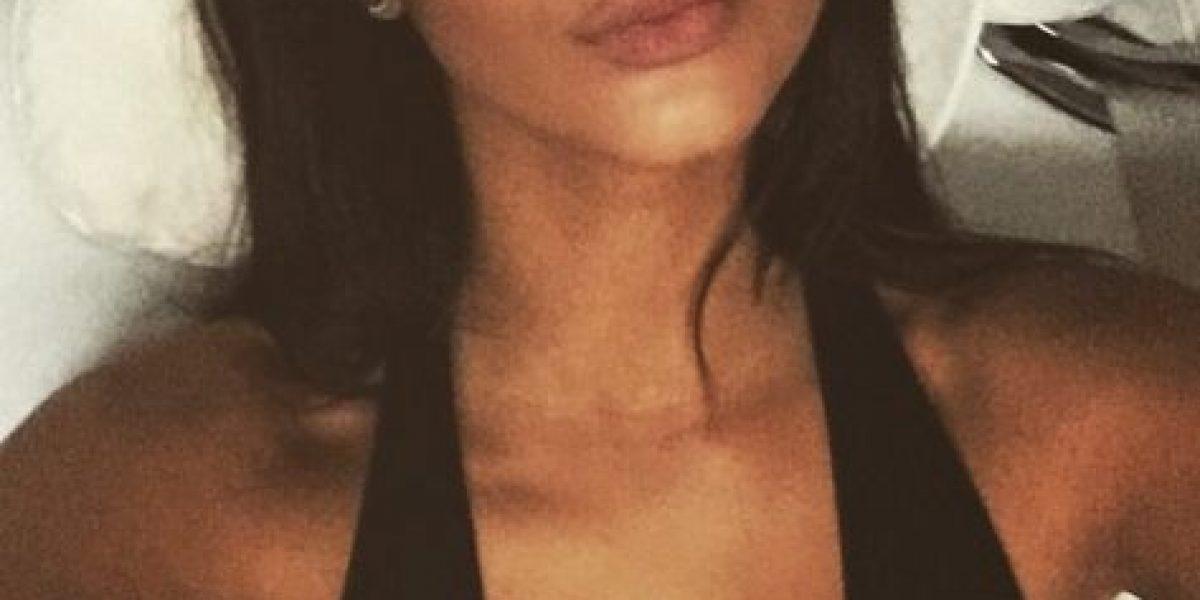 FOTO: Kendall Jenner sorprende con su parecido físico a Kim Kardashian