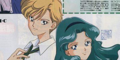 """8. Las Sailors del sistema externo: y no solo nos referimos al """"romance"""" entre Haruka y Michiru. También a lo geniales que eran Sailor Pluto y Sailor Saturn. Foto:Toei"""