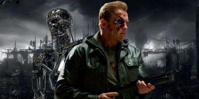 """""""Terminator: Genisys"""" se estrena el próximo 1 de julio en Estados Unidos. Es la quinta película de la saga. Foto:Paramount Pictures"""