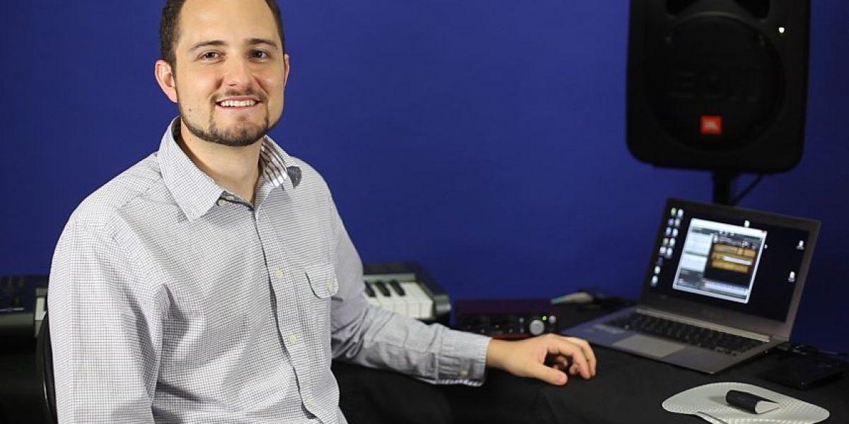 Joven guatemalteco inventó un software que emula el sonido de la marimba