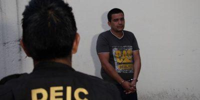 Mario Batres Pérez Foto:PNC