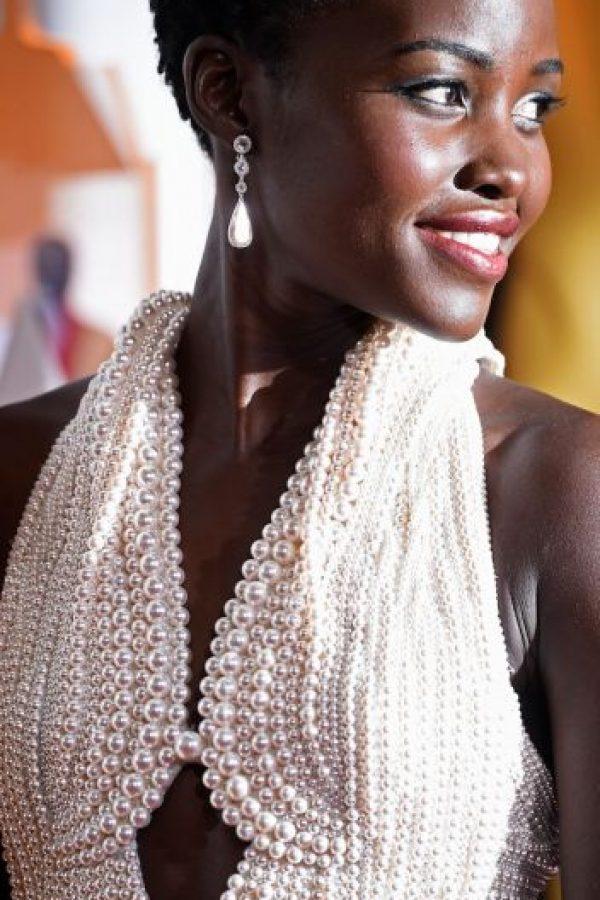 Este vestido es una creación del diseñador Francisco Costa Foto:Getty Images