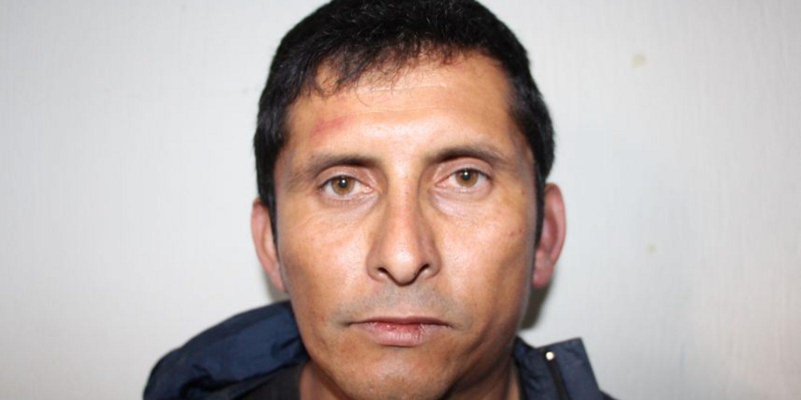 Carlos Alexander Miranda Pérez. Foto:PNC
