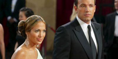 Cosas de exnovios, Ben Affleck le susurró al oído a Jennifer López... ¿qué le dijo?