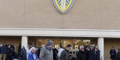 Los hinchas del Leeds United pidieron al actor que compre al equipo Foto:Getty
