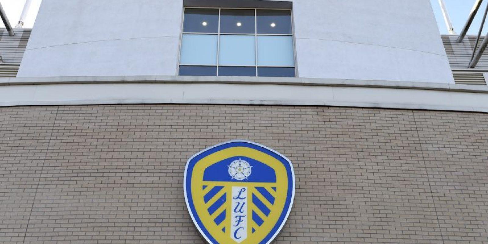 """El intérprete de """"Gladiador"""" es fan del Leeds Foto:Getty"""