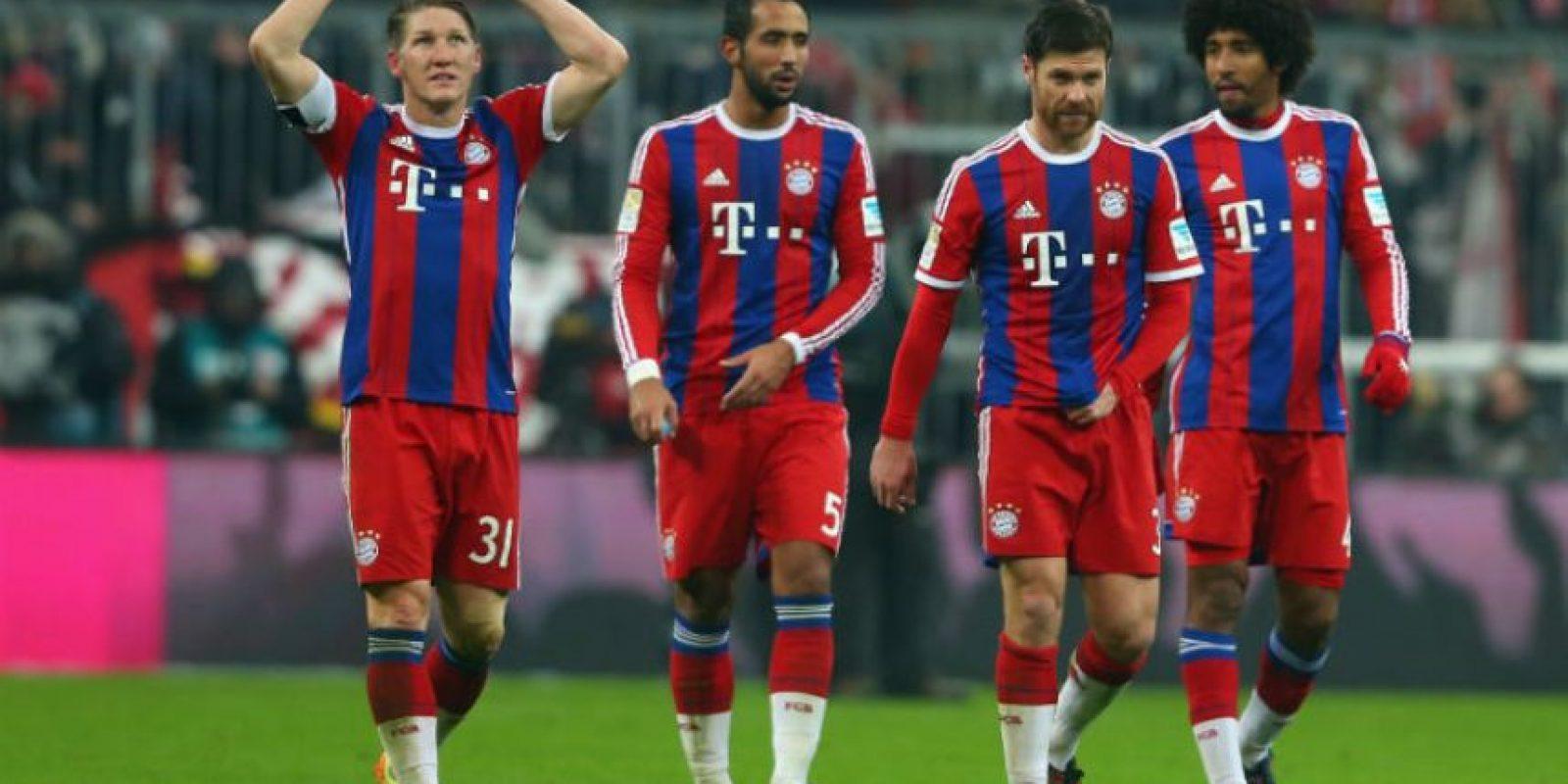 Bastian aseguró que si se lava la cabeza le dará una sorpresa Foto:Getty