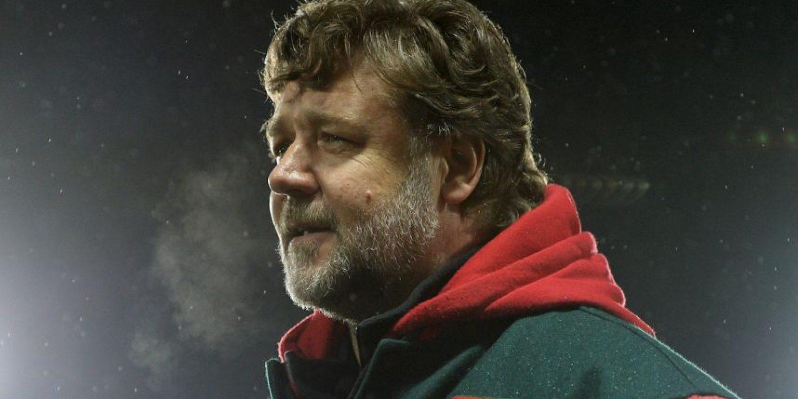 Crowe ya es dueño del South Sydney Rabbitohs de rugby Foto:Getty