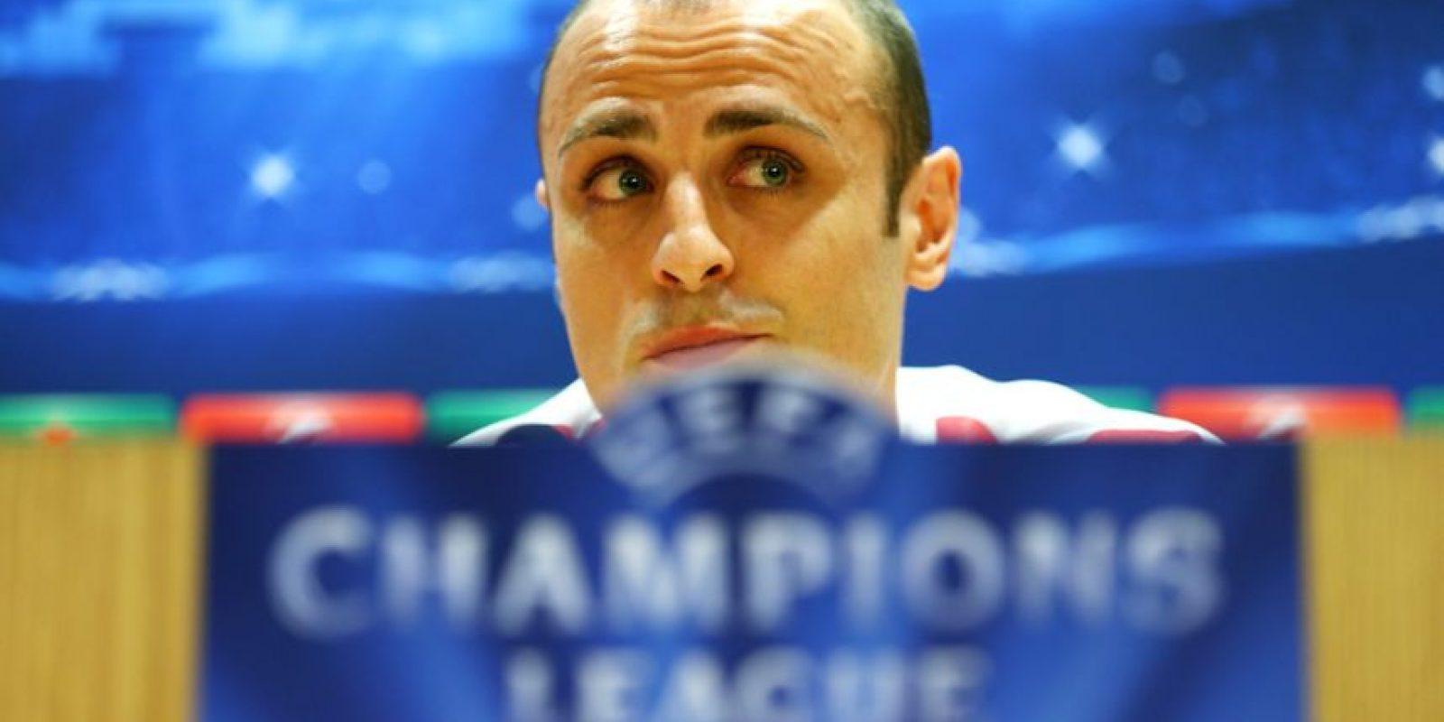 El búlgaro Dimitar Berbatov será el encargado de hacer los goles visitantes. Foto:Getty Images