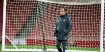 Leonardo Jardim, entrenador del Mónaco, sabe que le faltan futbolistas clave, pero importan ahora los que están en el campo. Foto:Getty Images