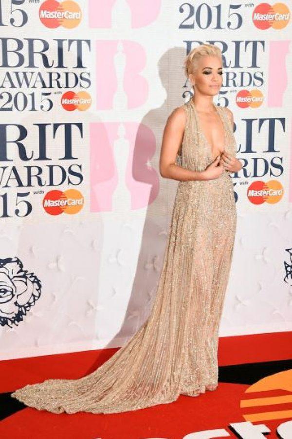La cantante Rita Ora Foto:Getty Images