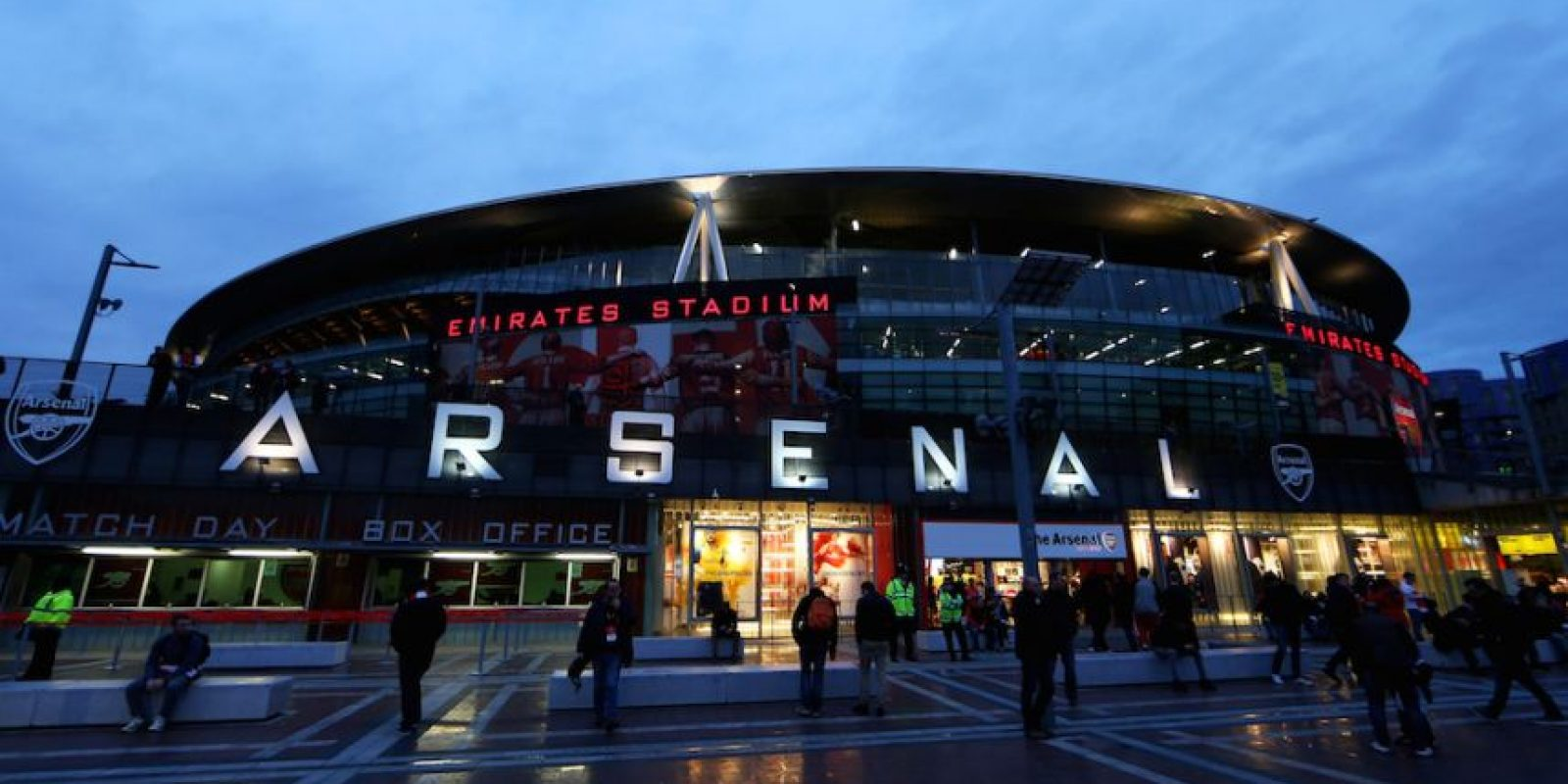 Emirates Stadium será testigo del juego de ida de los octavos de final de la Champions League. Foto:Getty Images
