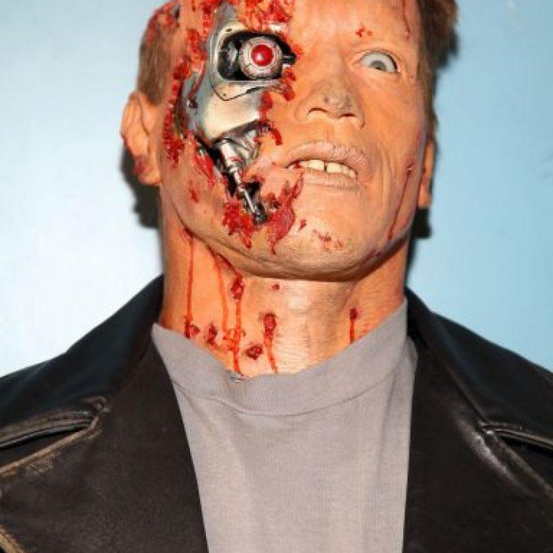 """Muñeco que se utilizó en """"Terminator 2"""" Foto:Getty Images"""
