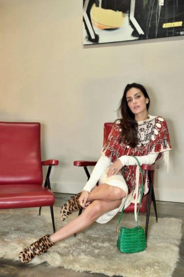 Vogue la ha considerado una de las mujeres mejor vestidas de Colombia. Foto:LopezJennyLopez