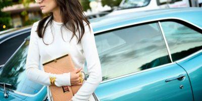 Jenny López es una top model colombiana creadora del blog LopezJennyLopez Foto:LopezJennyLopez