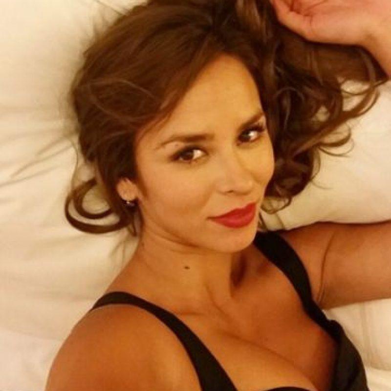 Es una modelo y presentadora de TV Foto:instagram.com/jhen_nunez/