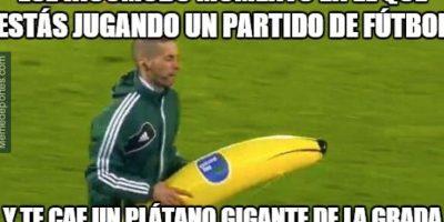 Los mejores memes de los partidos de vuelta de los dieciseisavos de final de la Europa League Foto:Memedeportes
