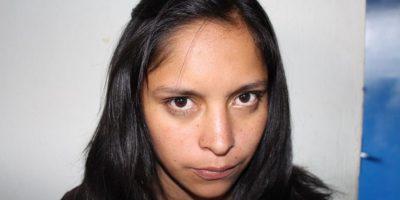 Sandy Moraida Navarro Miranda. Foto:PNC